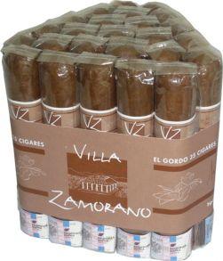 Сигары Villa Zamorano Fagot El Gordo 25 шт.