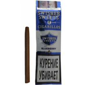 Сигариллы Swisher Sweets Blueberry Cigarillos (2)