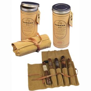 Gurkha Sampler pack (Cellar Reserve, 125 th Anniversary, Seduction, Ghost, Gurkha churchill) *5